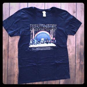 Primus 2018 tour T-Shirt